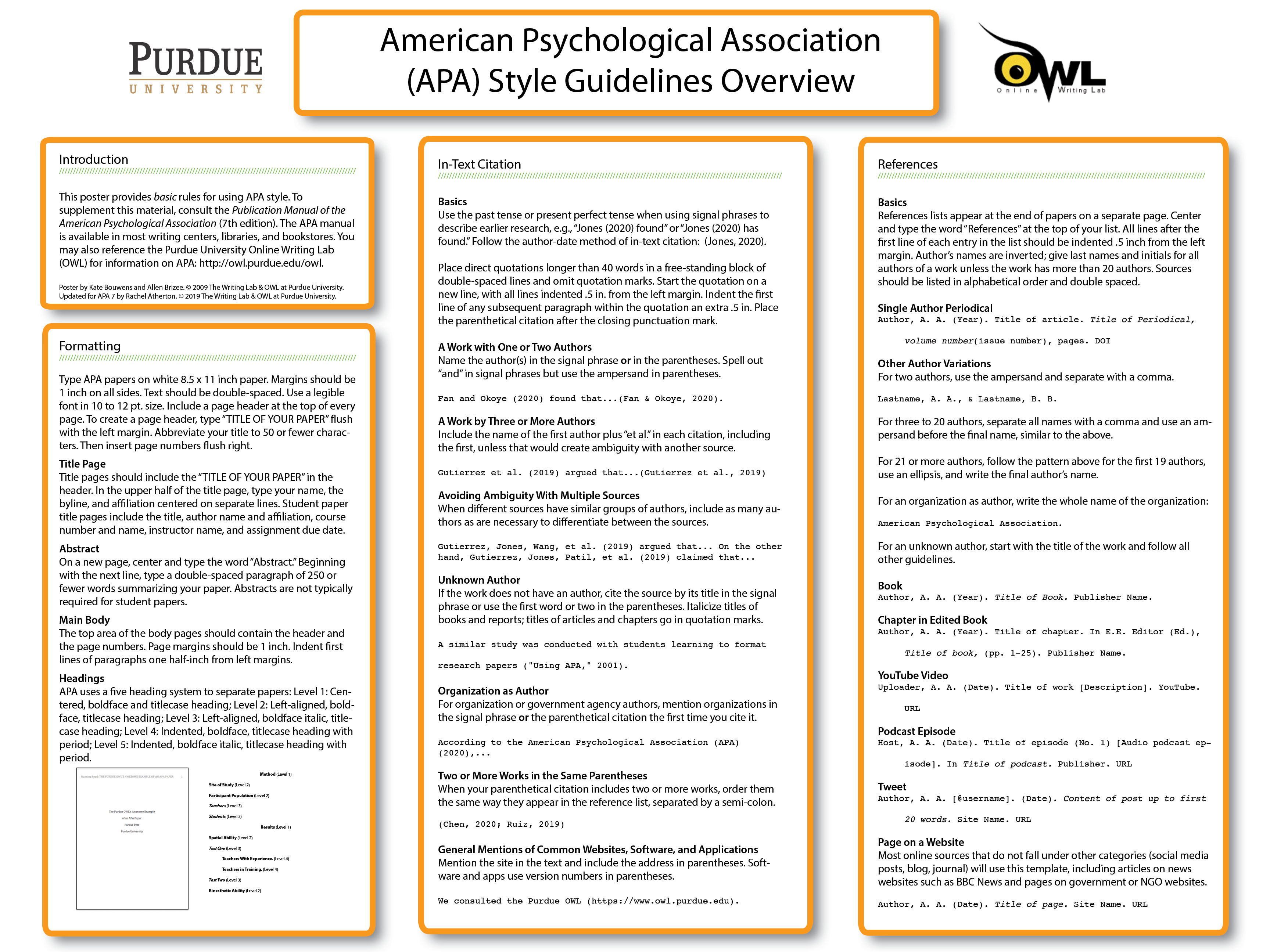 Resume Cover Letter Purdue Owl Primary Concept Wonderful